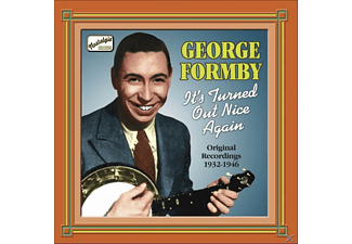 George Formby - It's Turned Out Nice Again - (CD)
