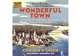 Adolph Green - Wonderful Town/Comden & Green - (CD)