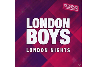 London Boys - London Nights - (CD)