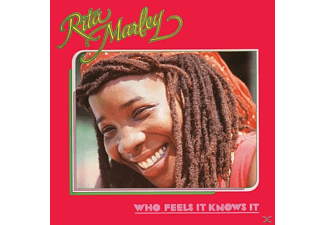 Rita Marley - Who Feels It Knows It - (Vinyl)