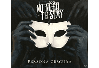 No Need To Stay - Persona Obscura [CD]