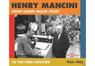 Henry Mancini - From Glenn Miller Story To The Pink Panther 54-62 - (CD)