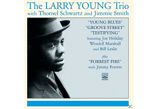 Larry Young - Testifying/Oung Blues/Groove Street/Forrest Fire [CD]
