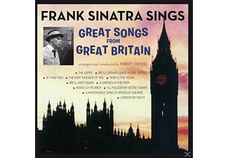Frank Sinatra - Sings Great Songs From Great Britain [CD]