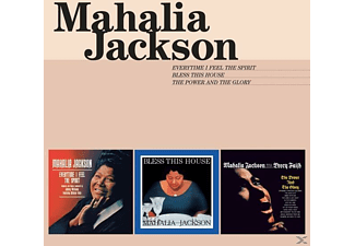 Mahalia Jackson - Everytime I Feel The Spirit+Bless This House+T - (CD)