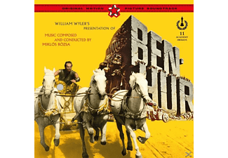William Wyler - Ben-Hur Ost - (CD)