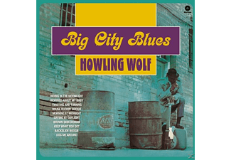 Howlin' Wolf - Big City Blues+5 Bonus Tracks (Ltd.180g Vinyl) [Vinyl]