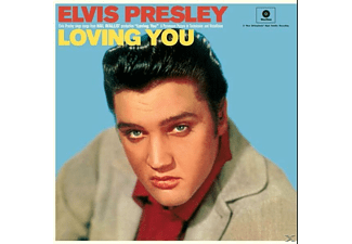 Elvis Presley - Loving You+2 Bonus Tracks (Ltd.180g Vinyl) - (Vinyl)