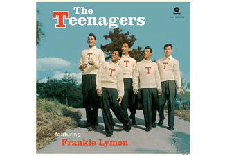 Frankie & The Teenagers Lymon - Featurnig Frankie Lymon+2 Bonus Tracks (Ltd. [Vinyl]