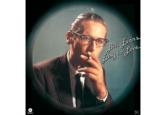 Bill Evans - Easy To Love+1 Bonus Track (Ltd.180g Vinyl) - (Vinyl)