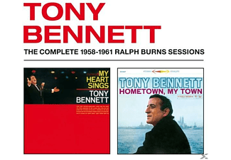 Tony Bennett - My Heart Sings+Hometwon, My Town [CD]