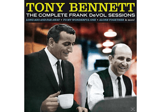 Tony Bennett - The Complete Frank Devol Sessions - (CD)