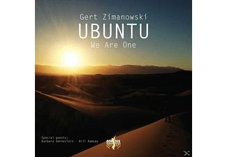 Gert Zimanowski - Ubuntu-We Are One - (CD)