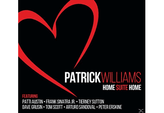 Williams Patrick - Home Suite Home - (CD)