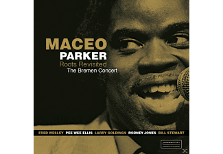 Maceo Parker - Roots Revisited-The Bremen Concert [CD]