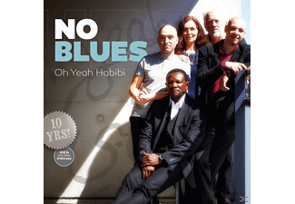 No Blues - Oh Yeah Habibi - (CD)