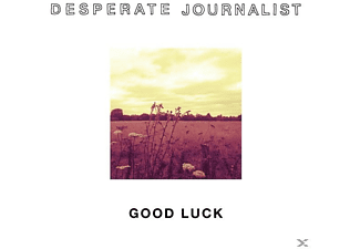 Desperate Journalist - Good Luck Ep [CD]
