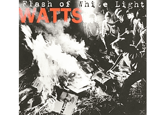 Watts - Flash Of White Light [CD]