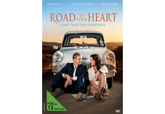 Road to your Heart - Fünf Tage bis Kapstadt - (DVD)