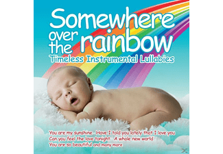 VARIOUS - Somewhere Over The Rainbow-Tim - (CD)