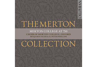 Choir Of Merton College - The Merton Collection [CD]