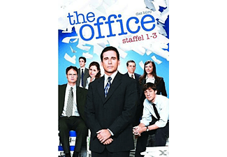 The Office - Das Büro - Staffel 1-3 - (DVD)