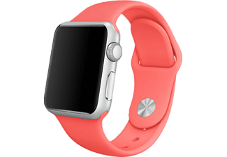 APPLE MJ4K2ZM/A Watch 38 mm Pembe Spor Kordon