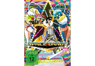 008 - Space Dandy - (DVD)