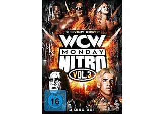 WWE - The Very Best of WCW Monday Nitro - Vol. 3 - (DVD)