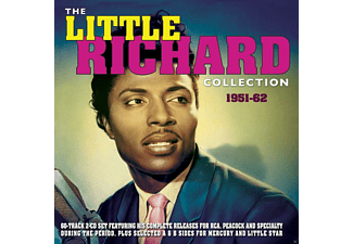 Little Richard - The Little Richard Collection 1951-62 - (CD)