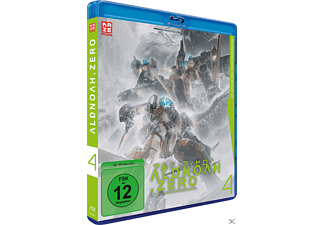Aldnoah.Zero - Vol. 4 - (Blu-ray)