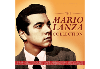 Mario Lanza - The Mario Lanza Collection - (CD)