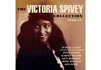 Victoria Spivey - The Victoria Spivey Collection 1926-37 - (CD)