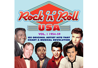 VARIOUS - Rock 'n' Roll Usa Vol.1 1954-59 [CD]