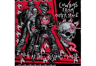 Cowboys From Outer Space - Exile At The Rising House - (LP + Bonus-CD)