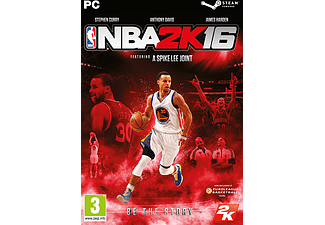 NBA 2K16 (GREEK) (CODE IN A BOX) PC