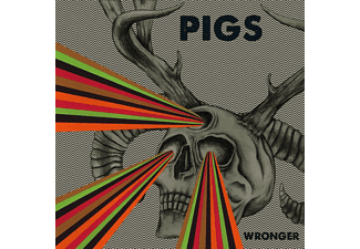 Pigs - Wronger - (CD)