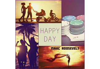 Isaac Roosevelt - Happy Day-The Album [CD]