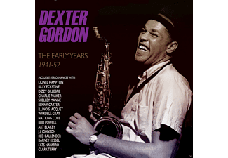 Dexter Gordon - The Early Years 1941-52 - (CD)