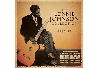 Dexter Gordon - The Lonnie Johnson Collection 1925-52 - (CD)