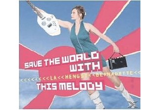 Bernadette La Hengst - Save The World With This Melody - (Vinyl)