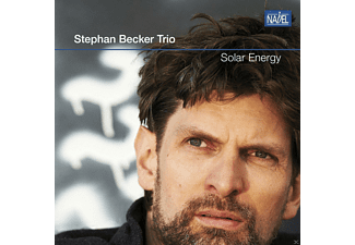 Stephan Becker Trio - Solar Energy - (CD)