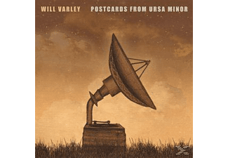 Will Varley - Postcards From Ursa Minor [CD]