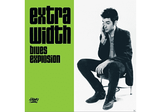 The Jon Spencer Blues Explosion - Extra Width [Vinyl]