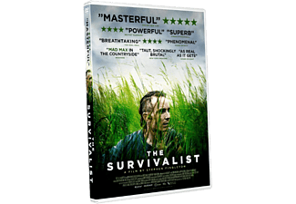 The Survivalist Drama DVD