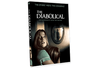 The Diabolical Skräck DVD