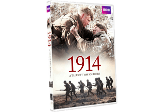 1914 - A Tale of Two Soldiers Drama DVD