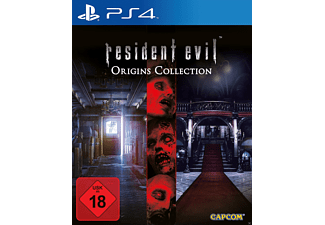 Resident Evil Origins Collection (Software Pyramide) [PlayStation 4]