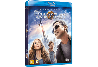 Tomorrowland - A World Beyond Äventyr Blu-ray