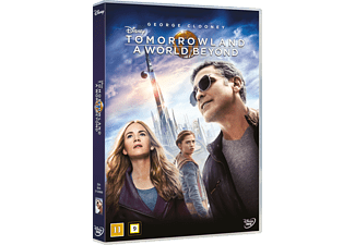 Tomorrowland - A World Beyond Äventyr DVD